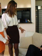 Minnie and Mary hardcore pictures - Panty sluts blowjob