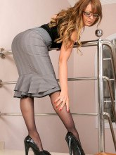 Emma - Sexy Secretary from Astrids Angels